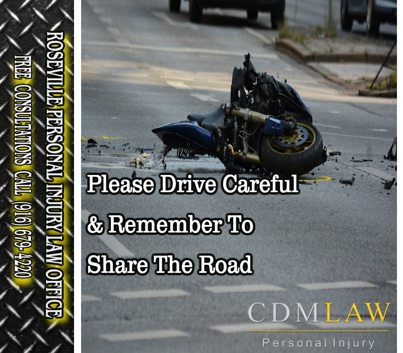 injury attorney for motorcycle accidents located in Roseville 95678 CA